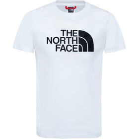 The North Face Easy Camiseta Manga Corta Niños, blanco/negro